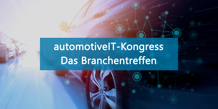 automotiveIT-Kongress in Berlin