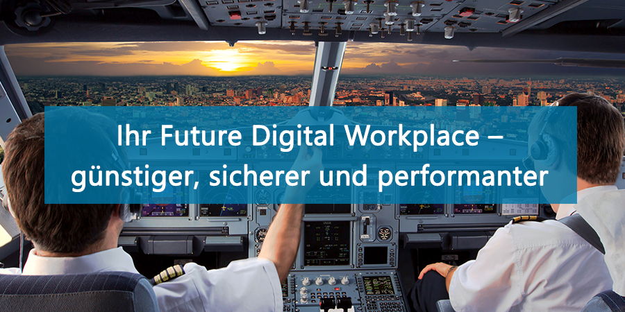 Ihr Future Digital Workplace – günstiger, sicherer und performanter mit Parallels RAS & Login VSI Enterprise